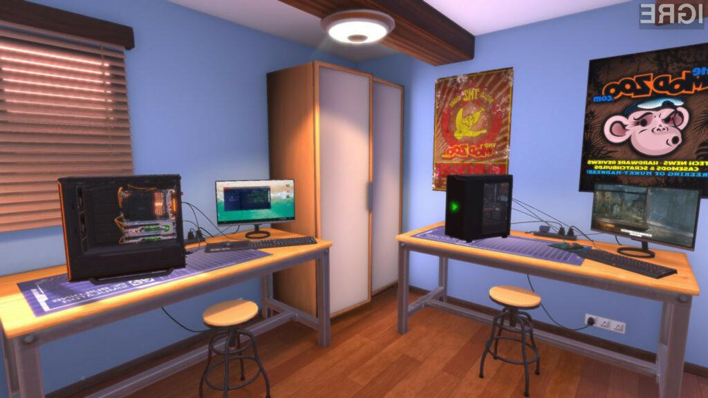 PC Building Simulator je igra, ki ni zgolj zabavna, temveč je tudi poučna.