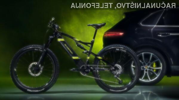 Za električno gorsko kolo Porsche eBike X+ je treba odšteti kar 9.911 evrov.