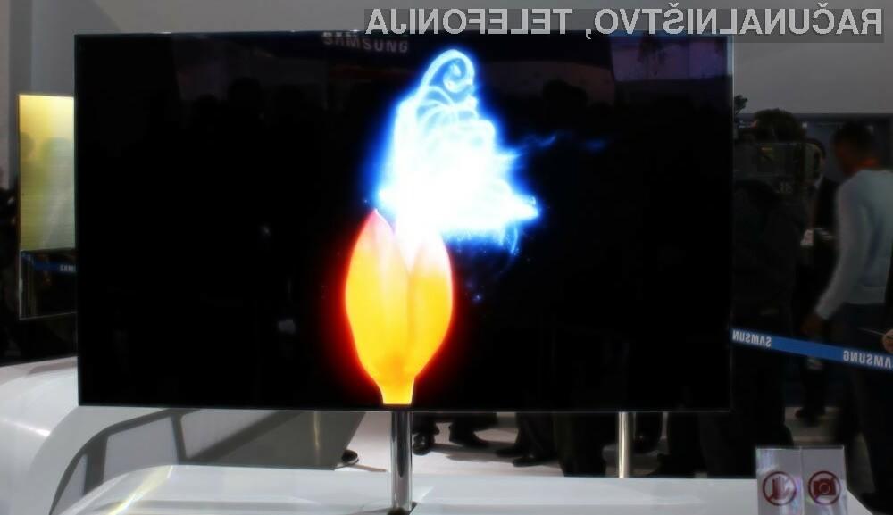 Ljubitelji televizije bodo nad združitvijo tehnologij OLED in Quantum Dot zagotovo navdušeni.