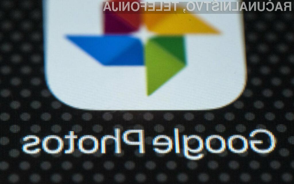 Uporabniki dnevno v storitev Google Photos naložijo kar 1,2 milijarde novih fotografij.