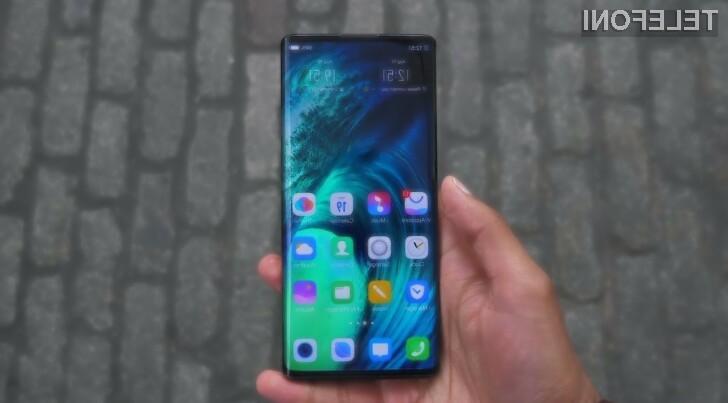 Pametni mobilni telefon Vivo Nex 3 5G bo prvi s polnilnim sistemom moči kar 120 vatov.