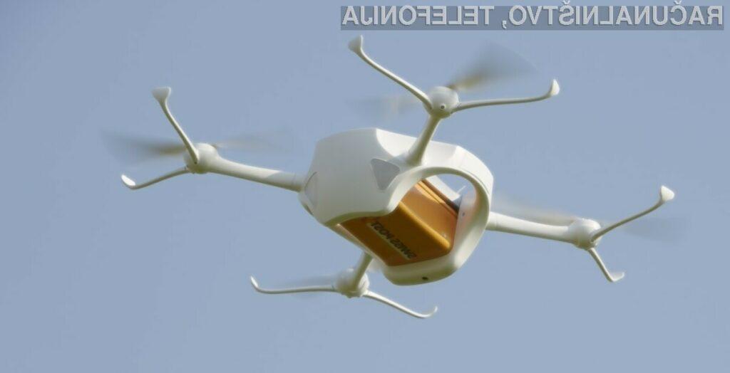 Obe nesreče brezpilotnih letal naj bi povzročila okvara navigacijskega sistema GPS.