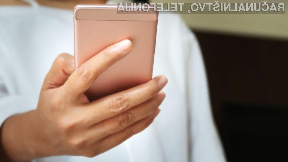 Za opravljanje klicev ne uporabljajte asistentov Siri in Google Assistant