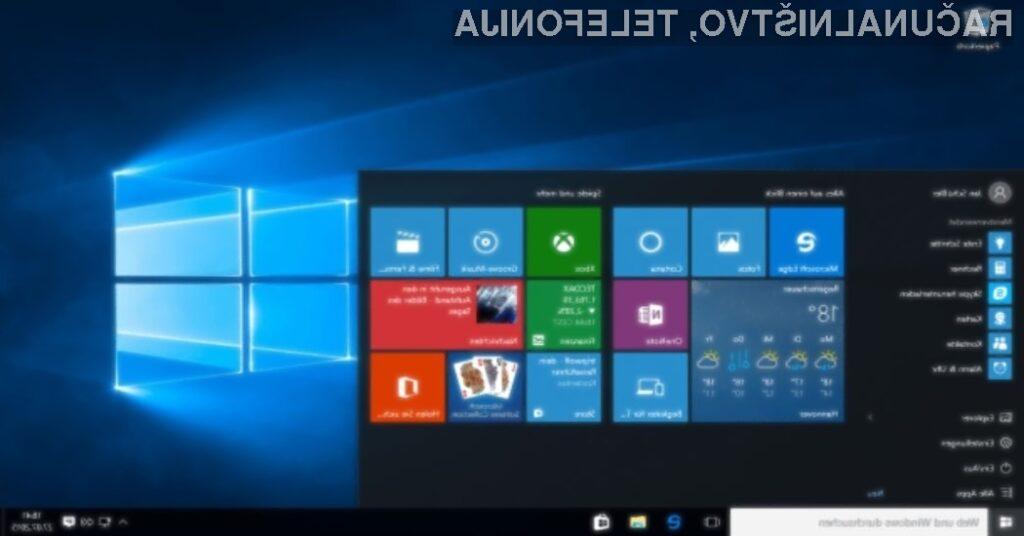 Za namestitev operacijskega sistema Windows 10 kmalu ne bomo več potrebovali pomnilniških ključev USB.