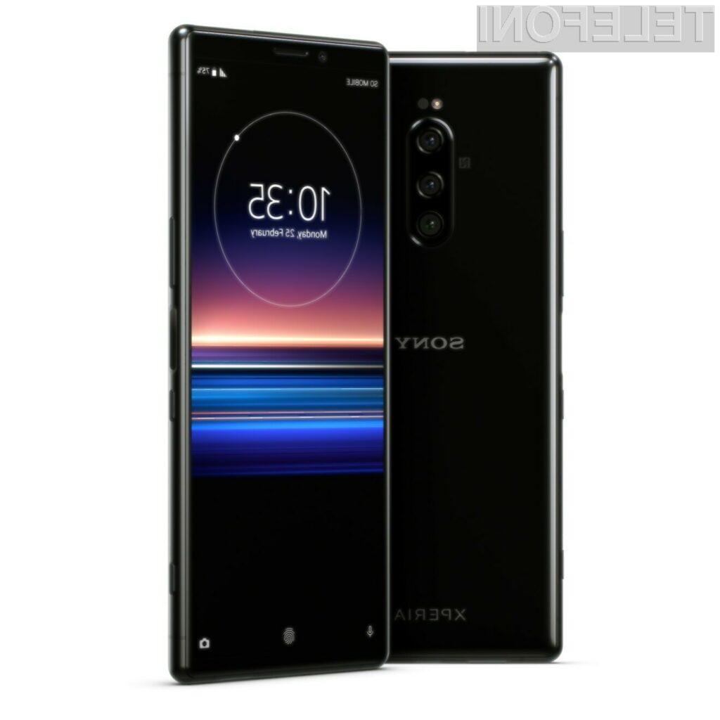 Najboljši Sonyjevi telefoni letošnjega leta