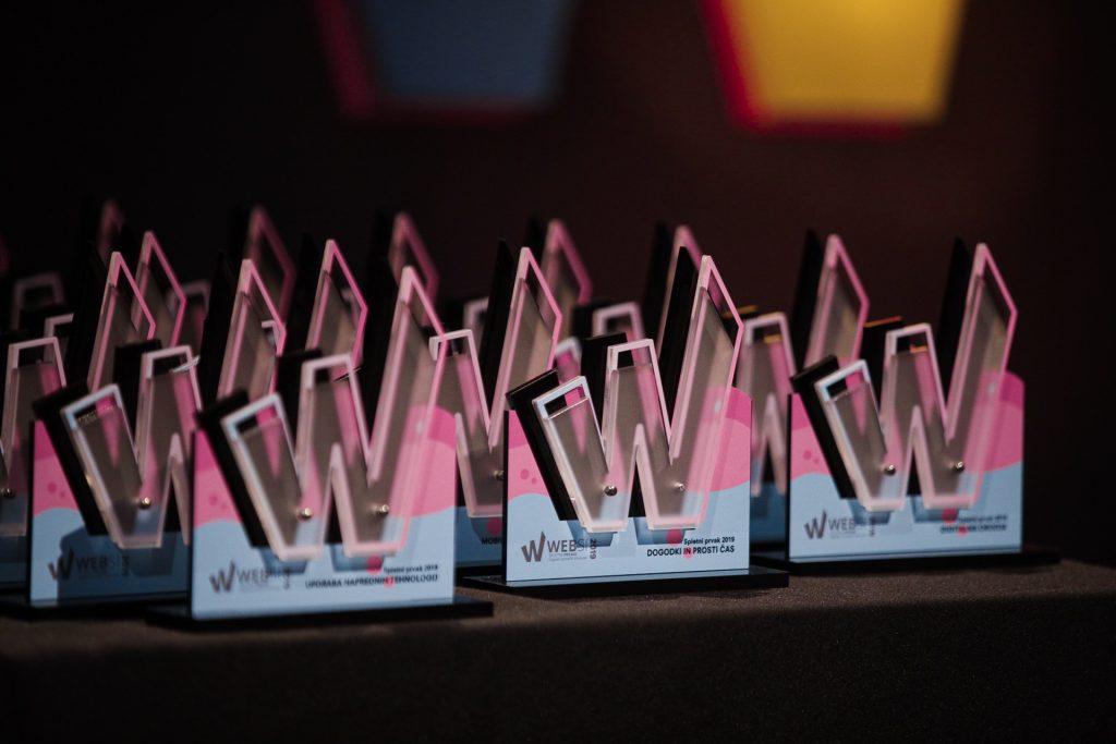 WEBSI nagrade