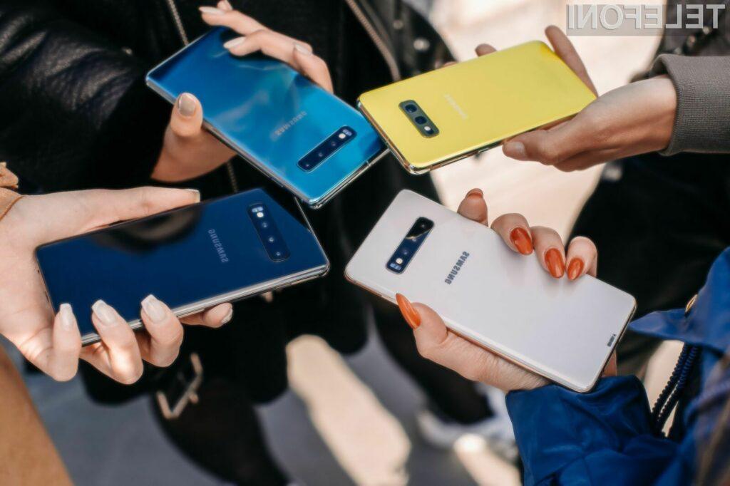 Pametni mobilni telefoni družine Galaxy One naj bi združevali vse prednosti telefonov Galaxy S in Galaxy Note.