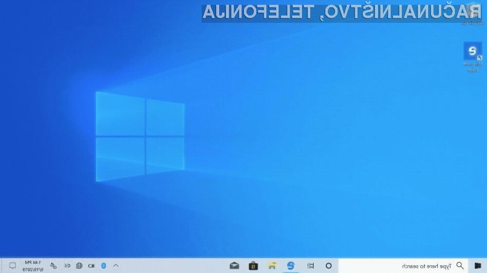 Novi Microsoft Windows 10 bo še poenostavil povezovanje z mobilnimi napravami Bluetooth.
