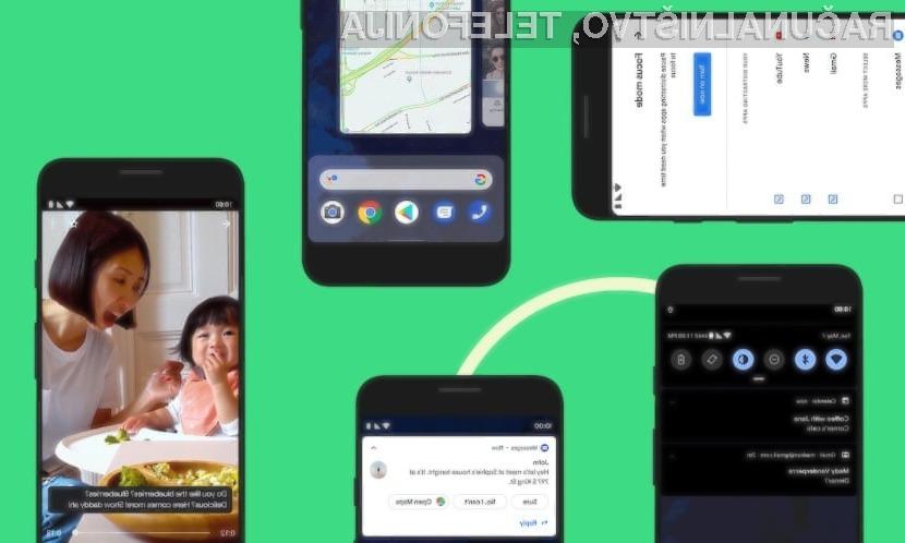 Novi Android 10 je začel svojo pot na področju pametnih mobilnih telefonov.