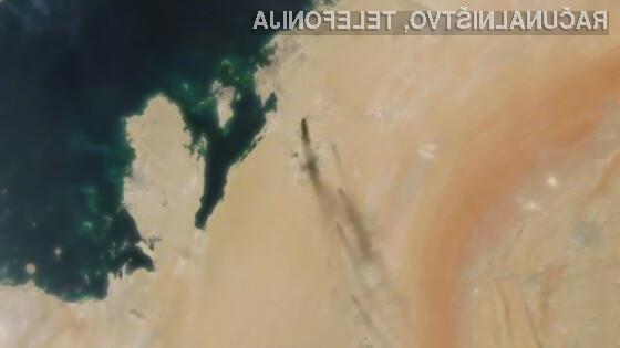Drone tokrat uporabili za napad na naftna nahajališča