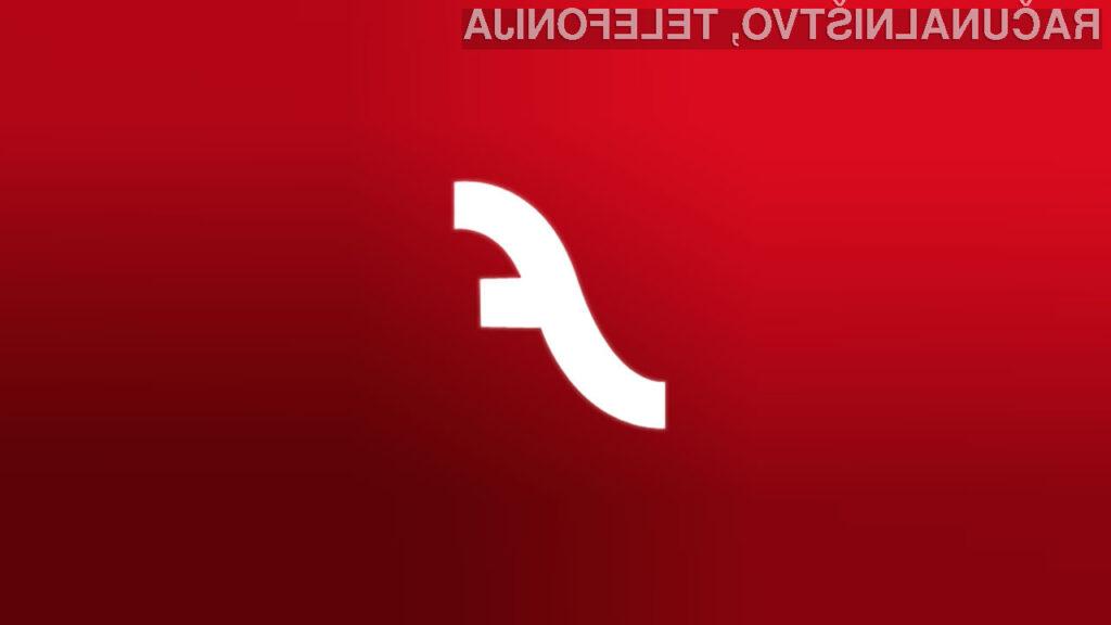 Od leta 2020 vtič Flash v spletnih brskalnikih Microsoft ne bo več deloval.
