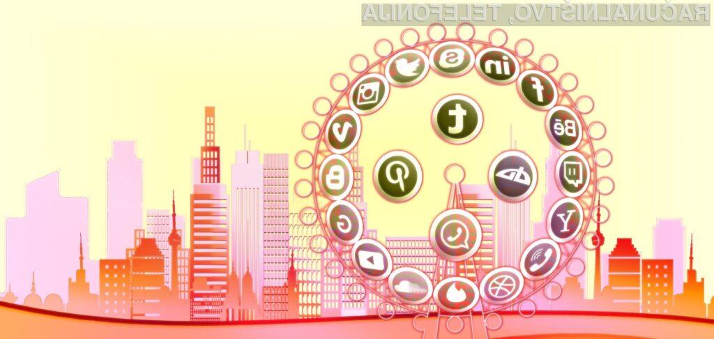 Bomo v življenju preživeli slabih sedem let na družbenih omrežjih?
