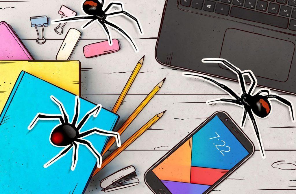 Kaspersky svari: šolski zapiski na spletu so lahko okuženi