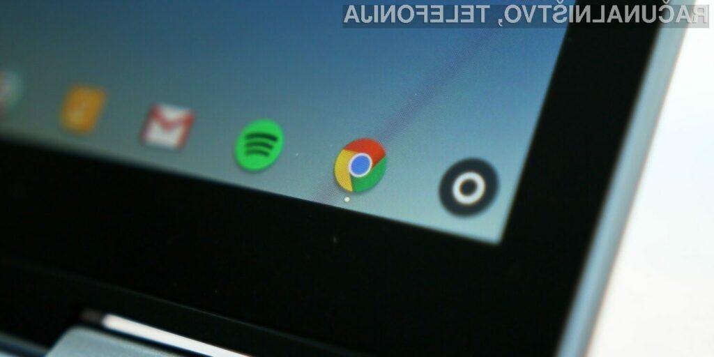 Novi Chrome OS 77 prinaša številne nove možnosti.