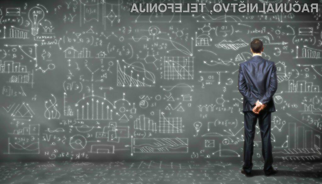Ne zamudite poslovne konference o podatkovni znanosti