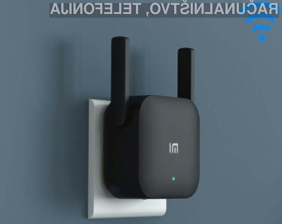 Brezžična dostopna točka Xiaomi WiFi Repeater je cenejša, kot si mislite.