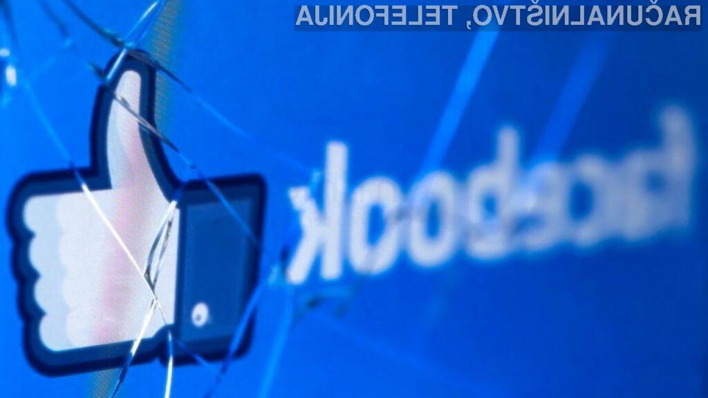 Število »všečkov« na Facebooku naj bi bilo kmalu povsem odpravljeno!