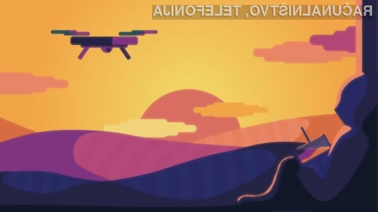 Kako premagati globalno lakoto z droni?
