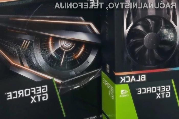 Za nakup grafične kartice Nvidia GeForce GTX 1650Ti bo v evropskem prostoru treba odšteti le okoli 170 evrov.
