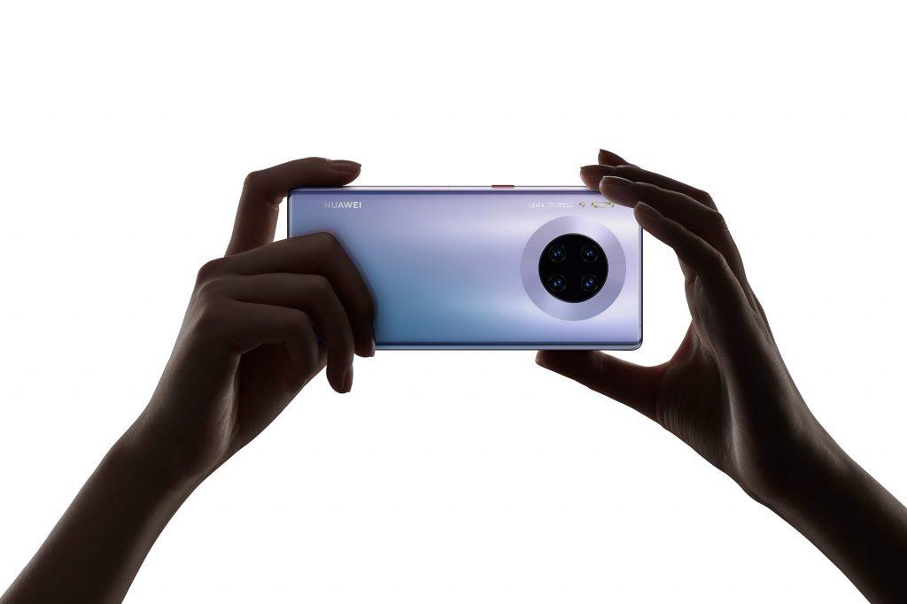 Huawei predstavil revolucionarno serijo telefonov Mate 30