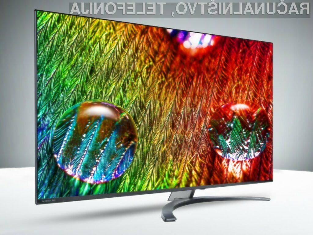 Televizorji LG ločljivosti 8K postavljajo nov standard na področju televizijskih sprejemnikov.