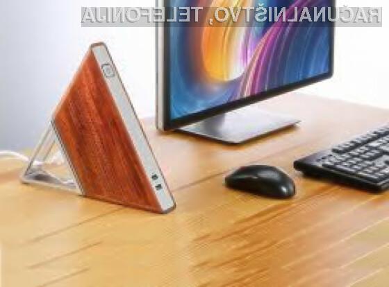 Kompaktni osebni računalnik Acute Angle B4 Mini PC se vam bo zagotovo hitro prikupil.