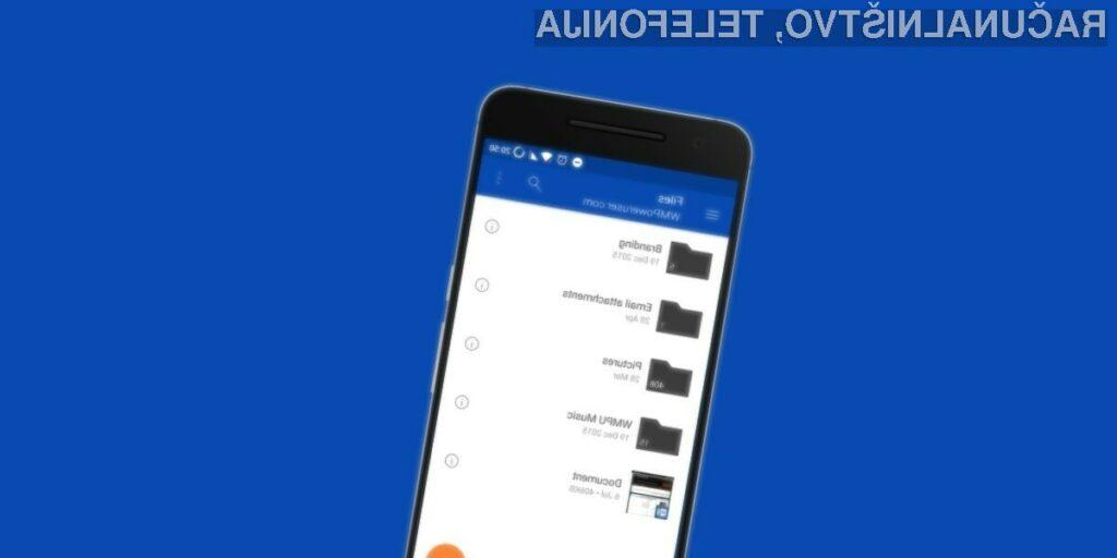 Microsoft OneDrive je prepričal že milijardo uporabnikov mobilnih naprav Android!