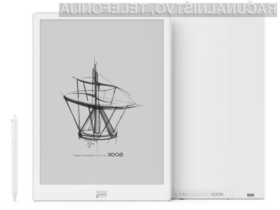Bralnik elektronskih knjig Onyx BOOX Max3 je resnično nekaj posebnega.
