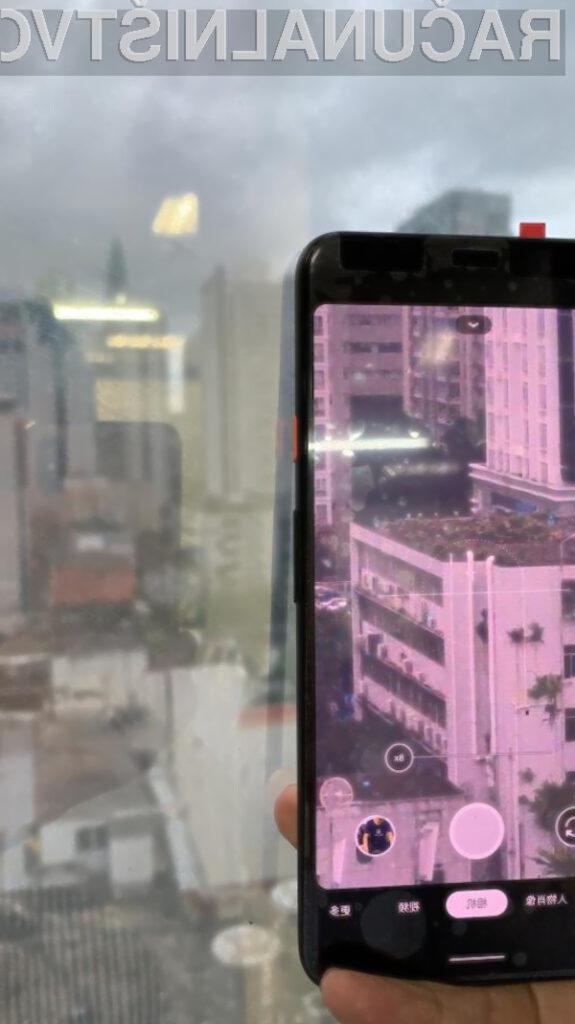 Novi Google Pixel 4 bo kot nalašč za zajemanje nadvse kakovostnih fotografij.