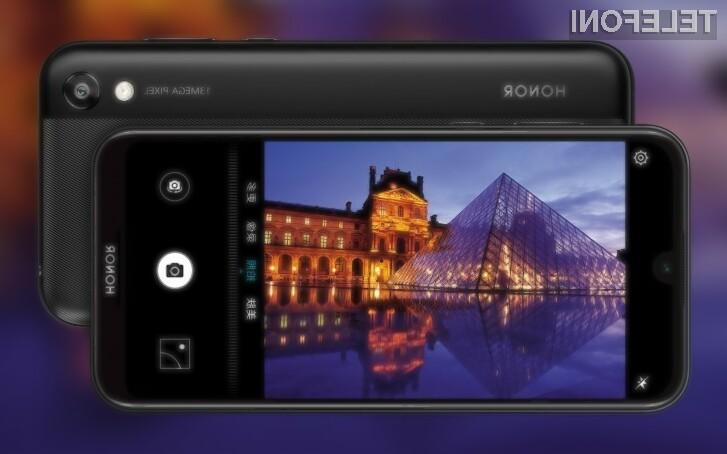 Pametni mobilni telefon Huawei Honor Play 3e je pisan na kožo ljubiteljem mobilnih iger!