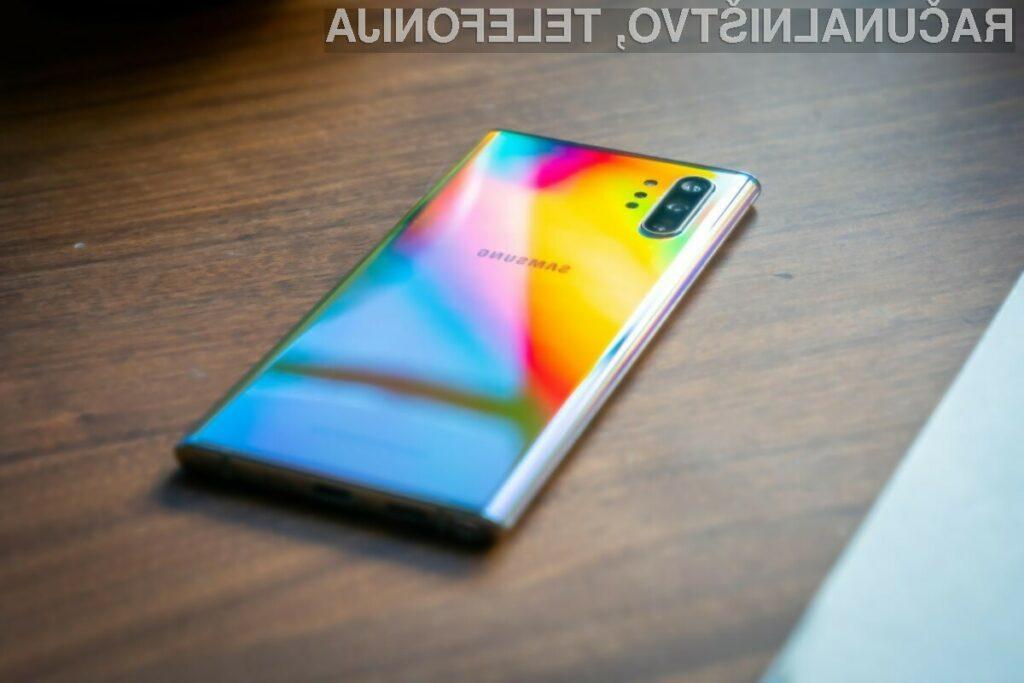 Novi Android 10 bodo žal prejele le novejše mobilne naprave podjetje Samsung.
