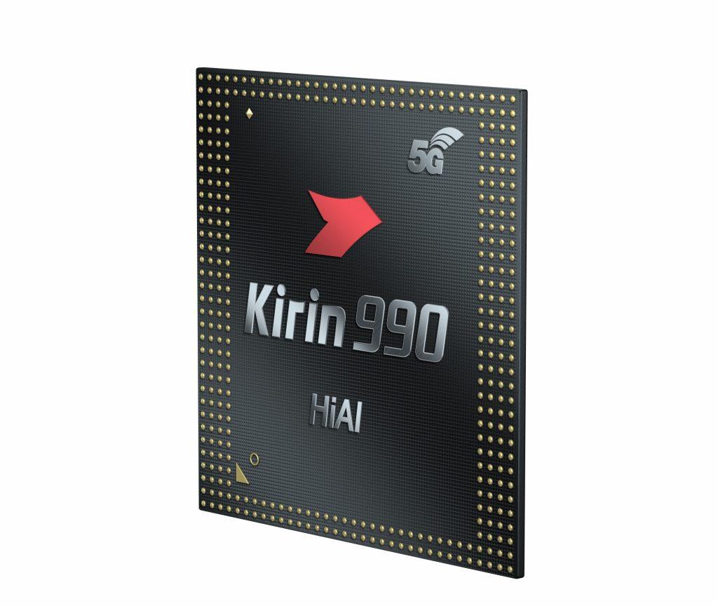 Kirin 990: 5G, vrhunske zmogljivosti in neprekosljiva energijska učinkovitost