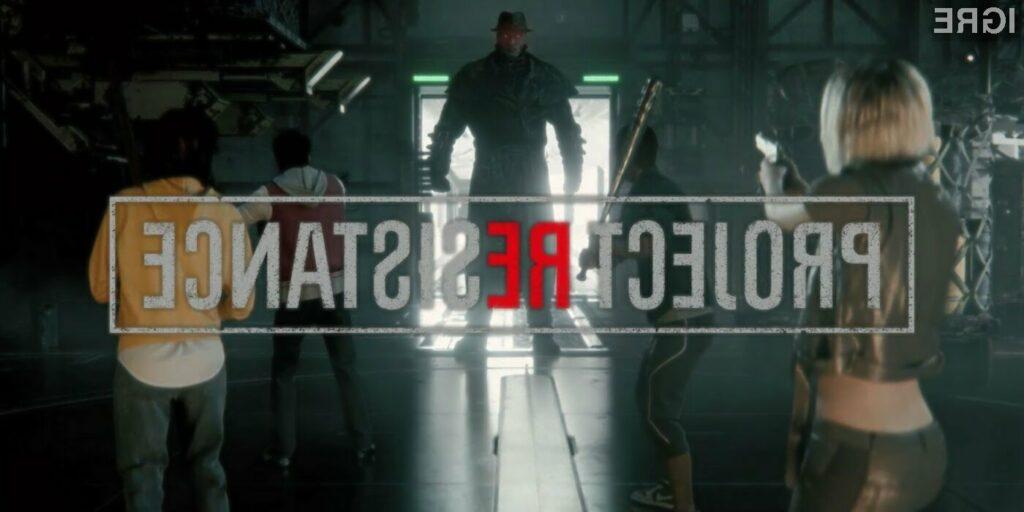 V Project Resistance bo možno zaigrati tudi kot notorični Mr. X.