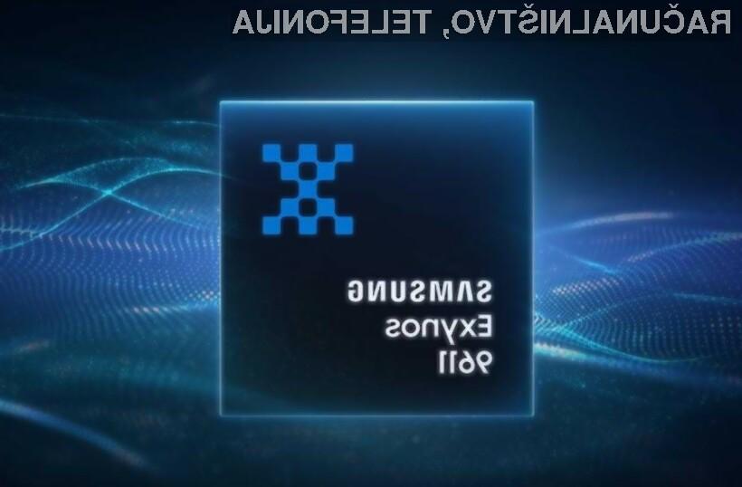 Novi Samsung Exynos 9611 bo sprva na voljo v navezi s pametnim mobilnim telefonom Samsung Galaxy M30.