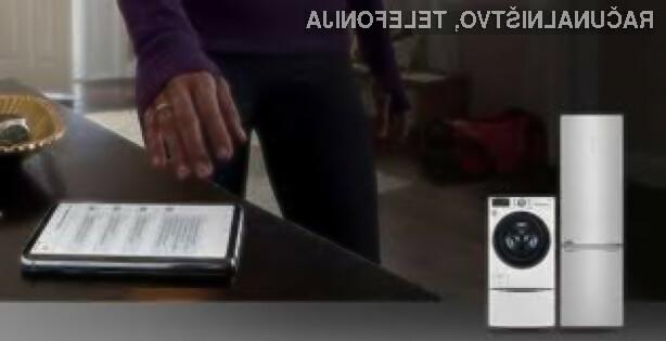 Tehnologijo Proactive Customer Care podjetja LG bo uporabnike samodejno opozarja na morebitne nepravilnosti pri delovanju naprav.