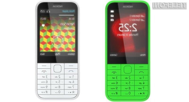 Telefoni Nokia s fizično tipkovnico naj bi kmalu temeljili na operacijskem sistemu Android.