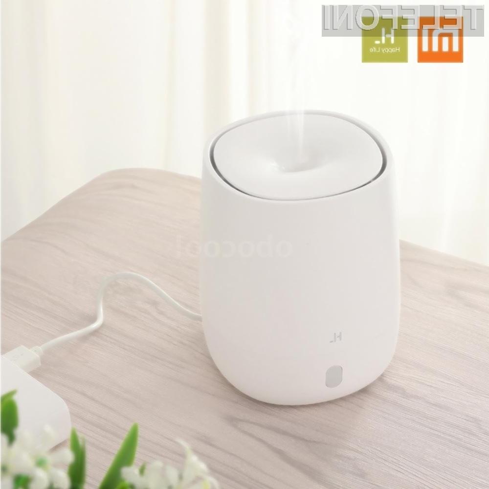 Aromatični vlažilec zraka Xiaomi HL Mini Air Aromatherapy je lahko naš že za zgolj 14,99 evrov.