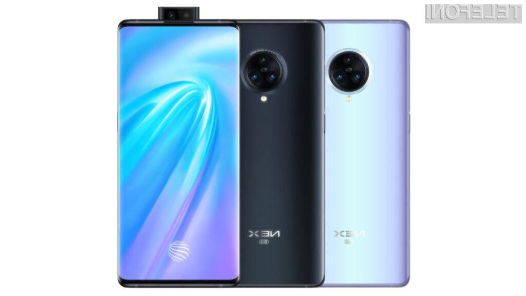 Pametni mobilni telefon Vivo NEX 3 5G je resnično nekaj posebnega.