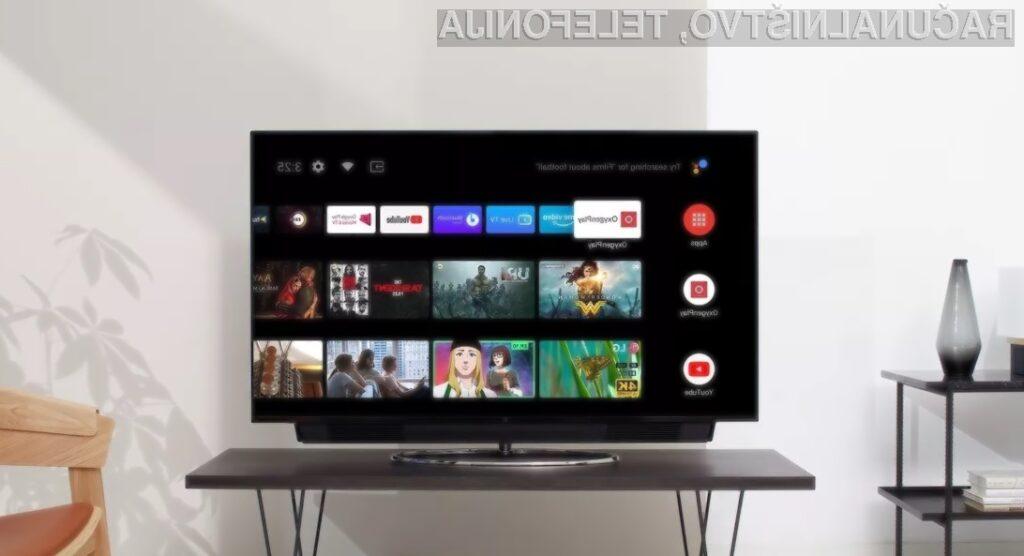Prvi pametni televizor podjetja OnePlus je vse prej kot poceni.