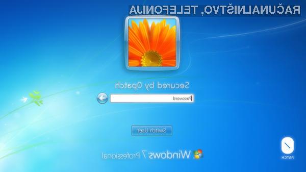 Programerji organizacije 0patch bodo za zastareli Windows 7 pripravljali popravke za kritične ranljivosti.