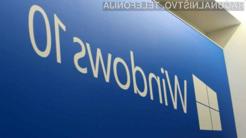 Windows 10 je trenutno nameščen že na več kot 900 milijonih aktivnih naprav.