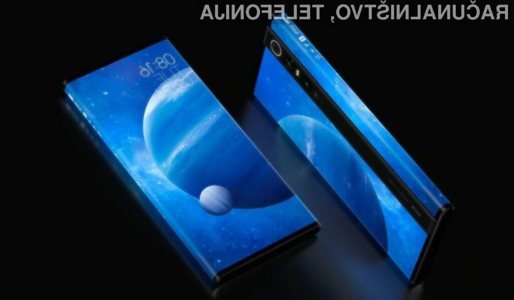 Pametni mobilni telefon Xiaomi Mi Mix Alpha je resnično nekaj posebnega.