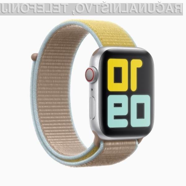Avtonomija pametne ročne ure Apple Watch Series 5 je precej krajša od pričakovane.