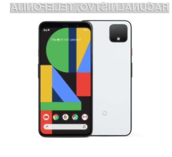 Novi Google Pixel 4 je upravičil vsa pričakovanja!