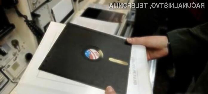 Ameriško obrambno ministrstvo naj bi se kmalu povsem znebilo uporabe upogljivih disket.