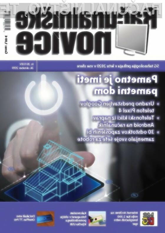 Nova številka revije: Pametno je imeti pametni dom