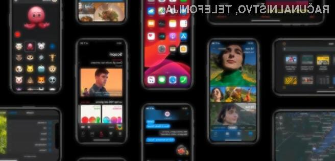 Novi iOS 13.1.2 prinaša majhne a pomembne posodobitve za uporabnike novejših Apploviih mobilnih naprav.