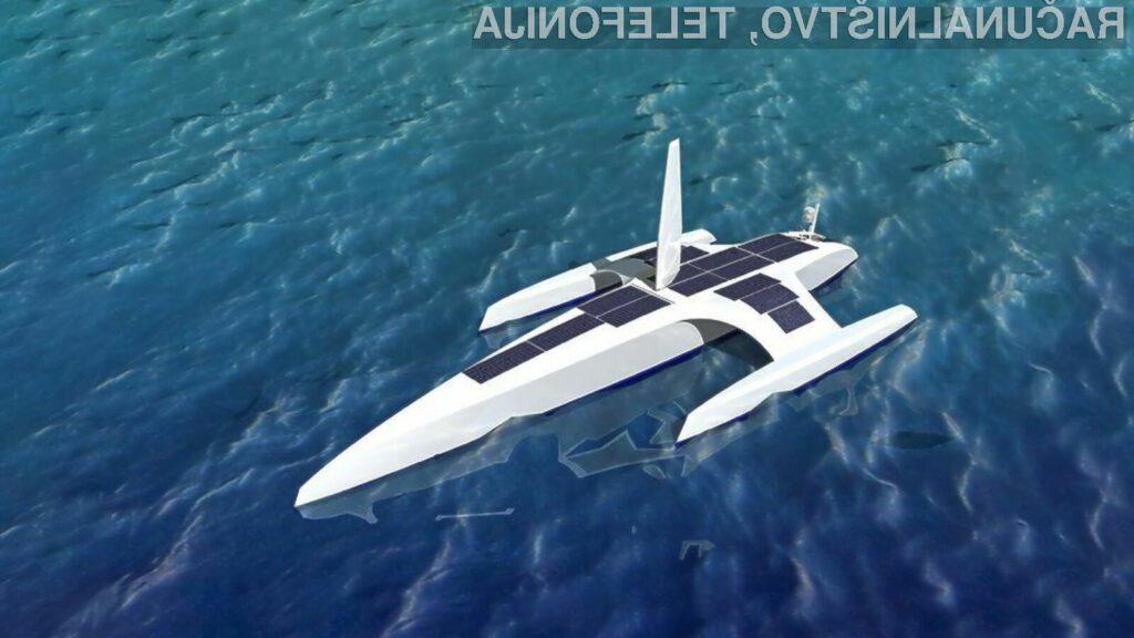 Avtonomno plovilo bo na svojo dolgo pot odplulo septembra leta 2020.