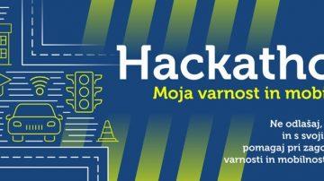 Prijavite se na hackathon – iskali bomo digitalne rešitve s področij varnosti in mobilnosti