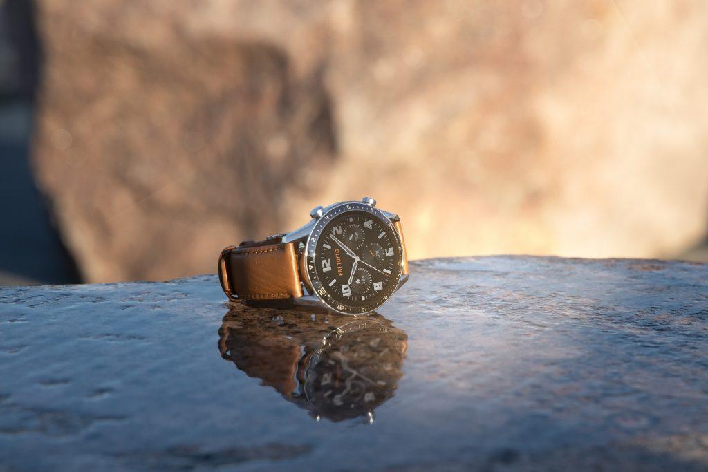 Huawei Watch GT 2 na voljo na slovenskem trgu
